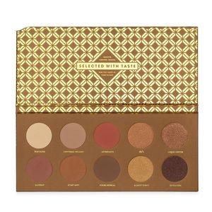🆕 ZOEVA Caramel Melange Eyeshadow Palette